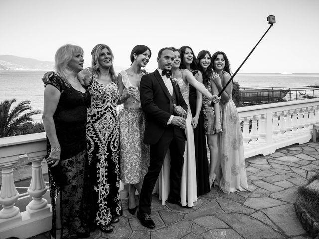 Il matrimonio di Tal e Federico a Santa Margherita Ligure, Genova 18