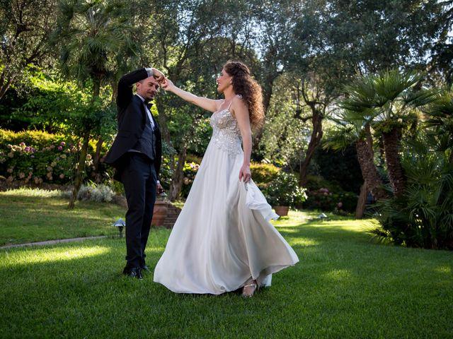 Il matrimonio di Tal e Federico a Santa Margherita Ligure, Genova 32