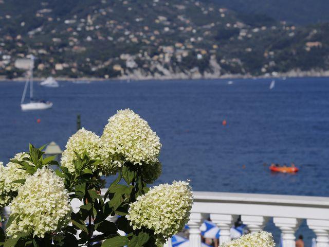 Il matrimonio di Tal e Federico a Santa Margherita Ligure, Genova 35