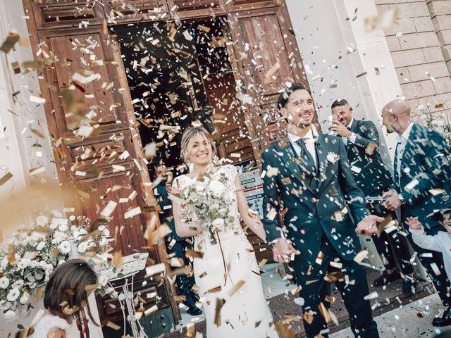 Il matrimonio di Mattia e Clorinda a Rende, Cosenza 17