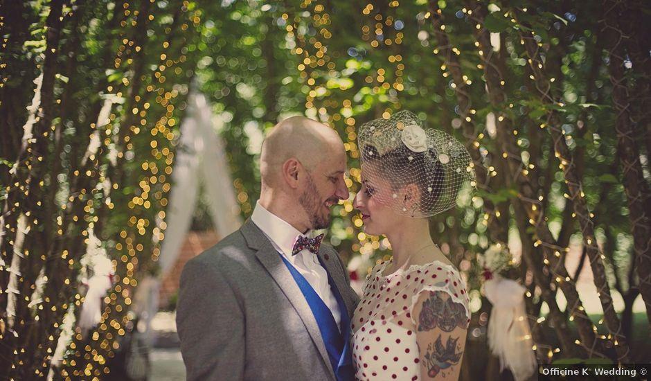 Il matrimonio di Stefano e Marta a Roma, Roma
