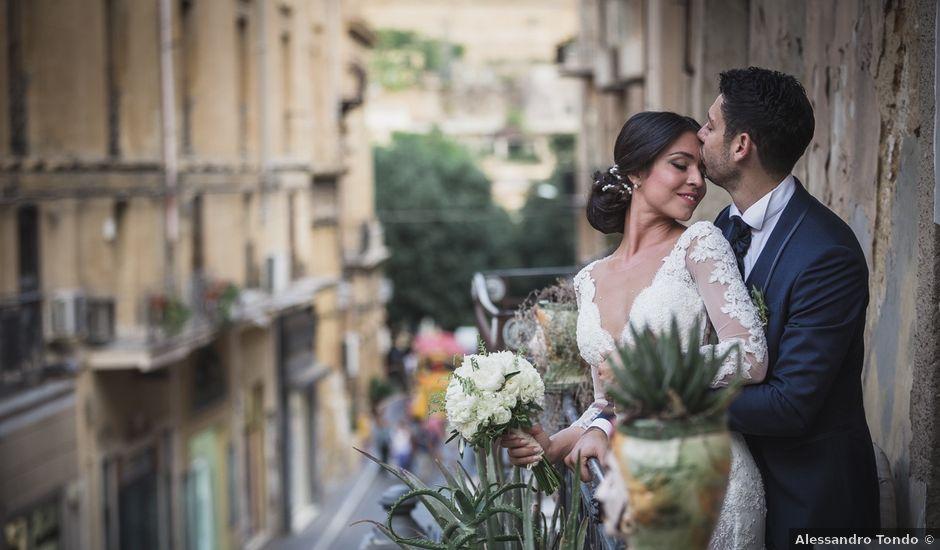 Il matrimonio di Salvatore e Stella a Agrigento, Agrigento