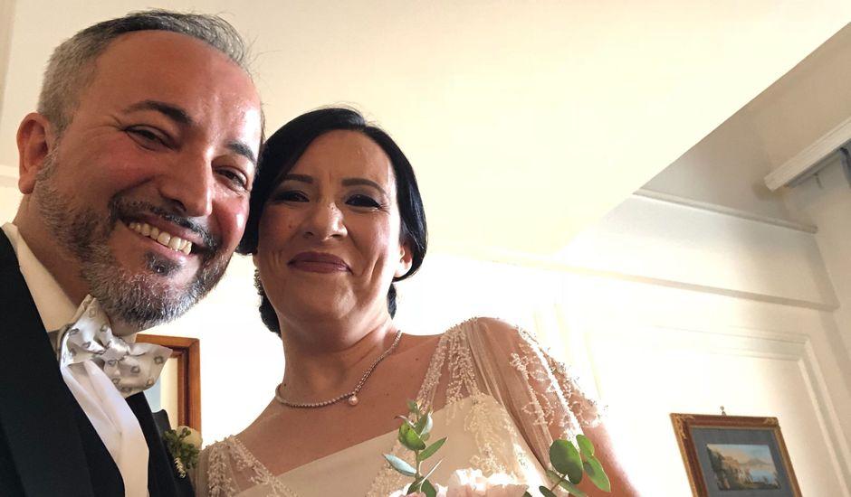 Il matrimonio di Rossella e Nando a Napoli, Napoli
