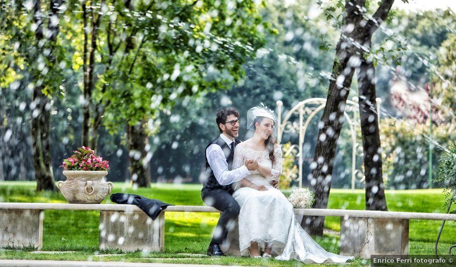 Il matrimonio di Pierluigi e Cecilia a Lonato del Garda, Brescia