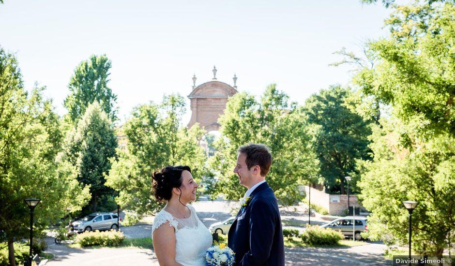 Il matrimonio di Christian e Francesca a Ferrara, Ferrara