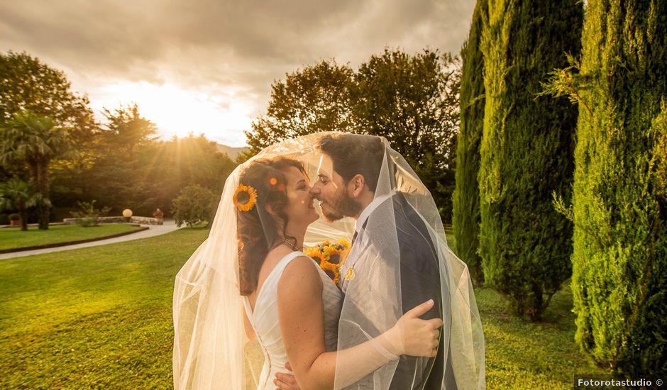Il matrimonio di Luigi e Michela a Carvico, Bergamo