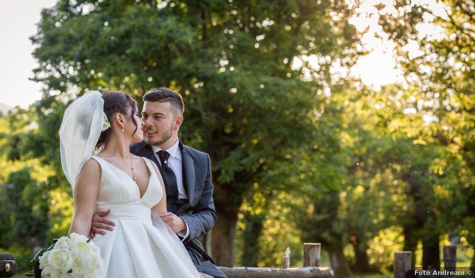 Il matrimonio di Simone e Giorgia a Bagnone, Massa Carrara