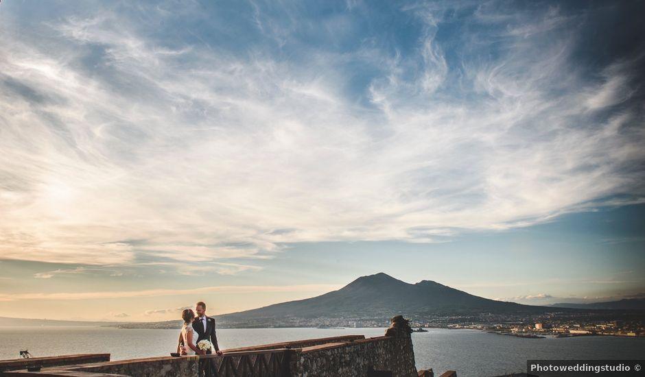 Il matrimonio di Piero e Stefania a Castellammare di Stabia, Napoli