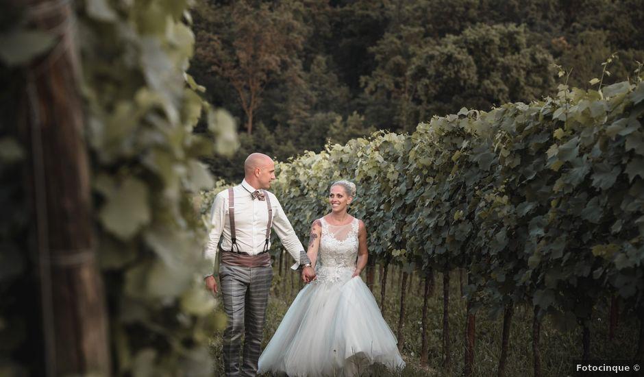 Il matrimonio di Linda e Luca a Vercurago, Lecco