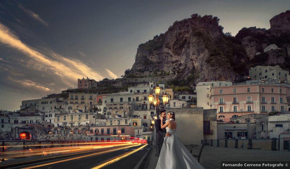 Il matrimonio di Flora e Alessandro a Salerno, Salerno