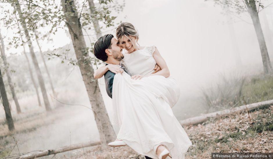 Il matrimonio di Mattia e Clorinda a Rende, Cosenza