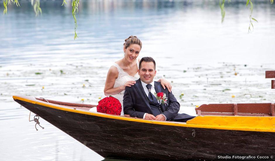 Il matrimonio di Salvatore e Chiara a Novedrate, Como
