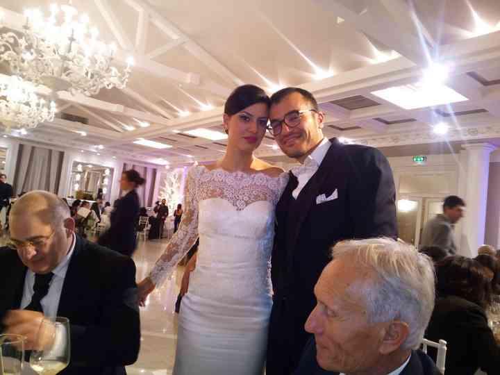 Le nozze di Raffaela e Pasquale