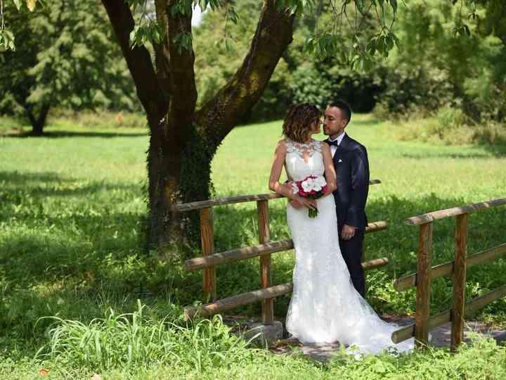 Le nozze di Giulia e Gianluigi