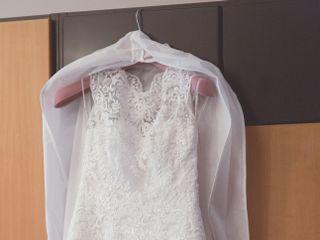Le nozze di Ilenia e Maurizio 1