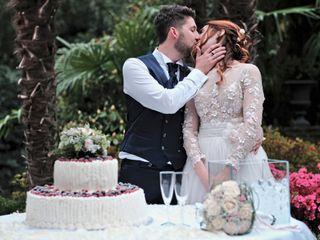 Le nozze di Arianna e Christian