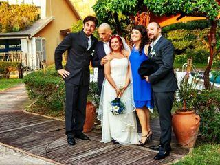 Le nozze di Valeria e Christian