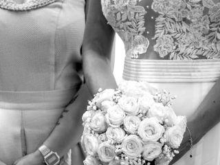 Le nozze di Cristina e Moreno 1