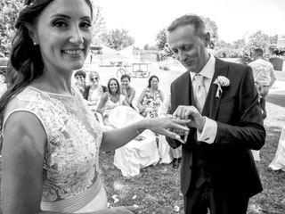 Le nozze di Cristina e Moreno