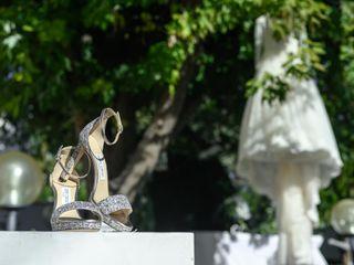 Le nozze di Josephine e Corentin 1