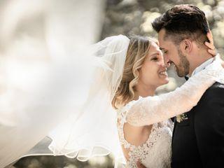 Le nozze di Josephine e Corentin