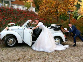 Le nozze di Francesco  e Helen 1