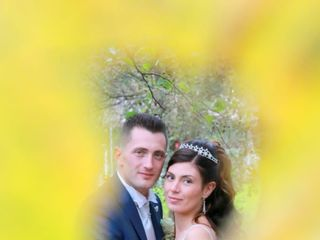 Le nozze di Francesco  e Helen 3