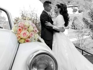 Le nozze di Francesco  e Helen