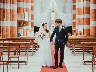Le nozze di Francesca e Gionata