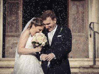 Le nozze di Ilaria e Daniele