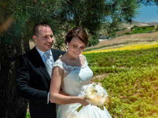 Le nozze di Rossana e Mario