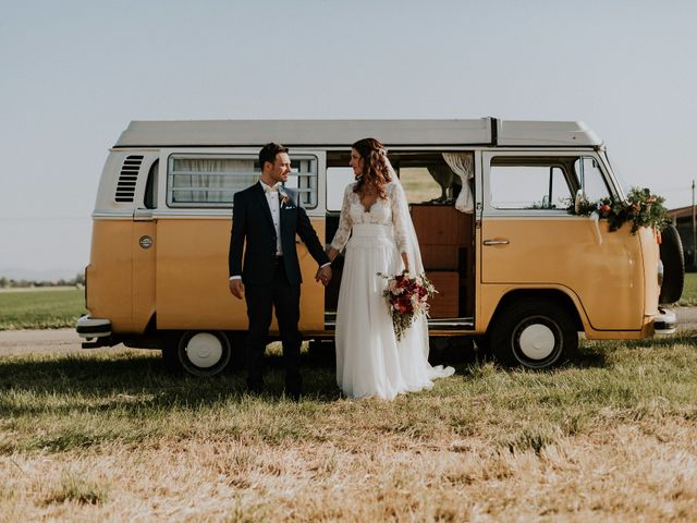 le nozze di Tania e Rocco