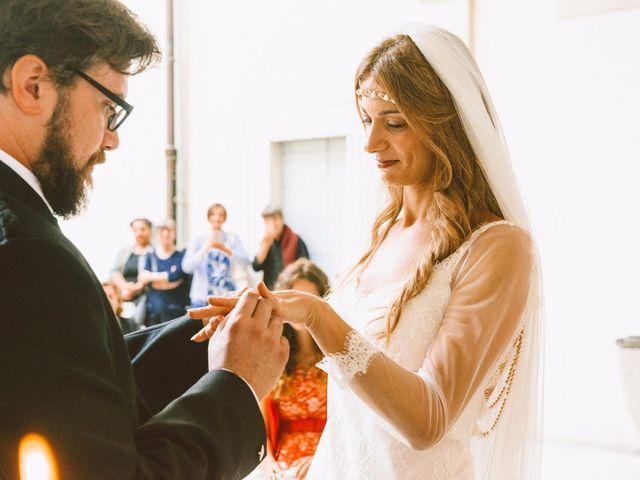 Il matrimonio di Marco e Beatrice a Seravezza, Lucca 7