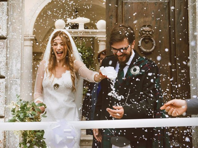 Il matrimonio di Marco e Beatrice a Seravezza, Lucca 13