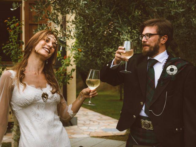 Il matrimonio di Marco e Beatrice a Seravezza, Lucca 27