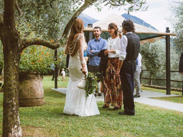 Il matrimonio di Marco e Beatrice a Seravezza, Lucca 25