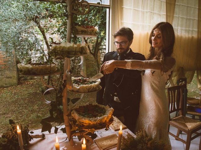 Il matrimonio di Marco e Beatrice a Seravezza, Lucca 29
