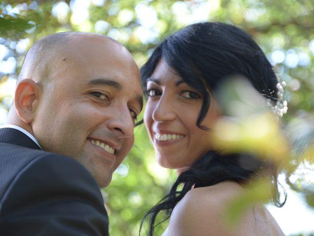 Le nozze di Tamara e Alberto