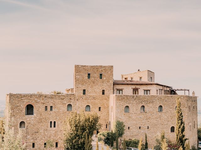 Il matrimonio di Federico e Irene a Torgiano, Perugia 1