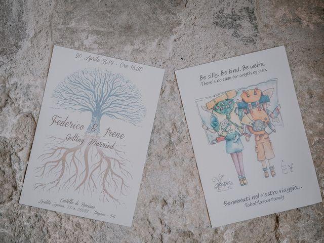 Il matrimonio di Federico e Irene a Torgiano, Perugia 2