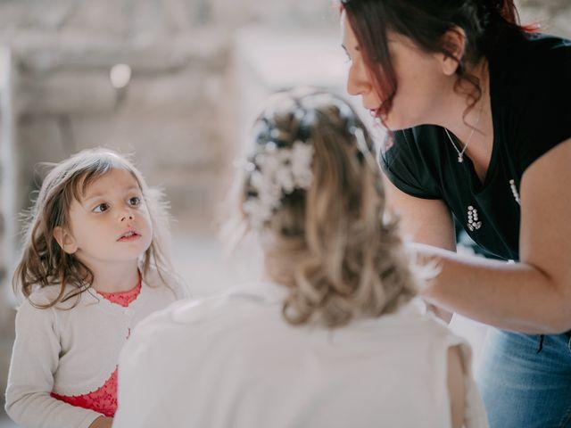 Il matrimonio di Federico e Irene a Torgiano, Perugia 20