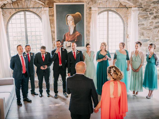 Il matrimonio di Federico e Irene a Torgiano, Perugia 27