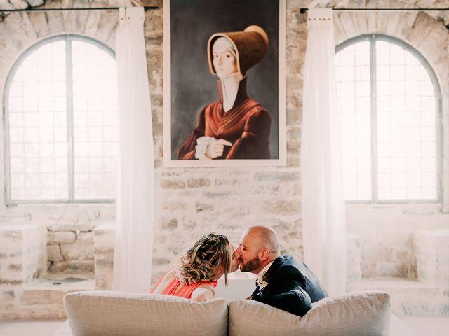 Il matrimonio di Federico e Irene a Torgiano, Perugia 28