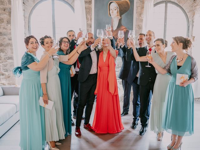 Il matrimonio di Federico e Irene a Torgiano, Perugia 30