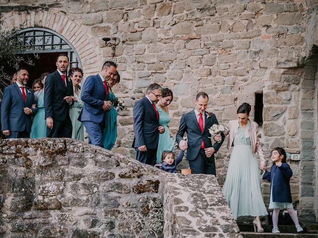 Il matrimonio di Federico e Irene a Torgiano, Perugia 31