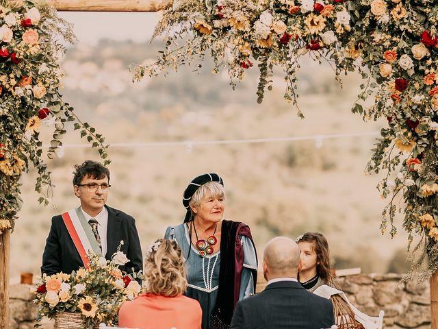Il matrimonio di Federico e Irene a Torgiano, Perugia 37