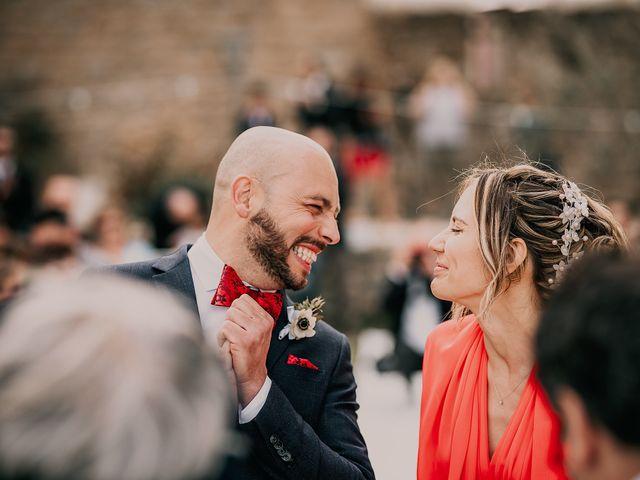 Il matrimonio di Federico e Irene a Torgiano, Perugia 39