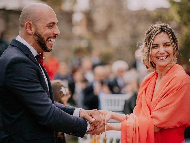 Il matrimonio di Federico e Irene a Torgiano, Perugia 46
