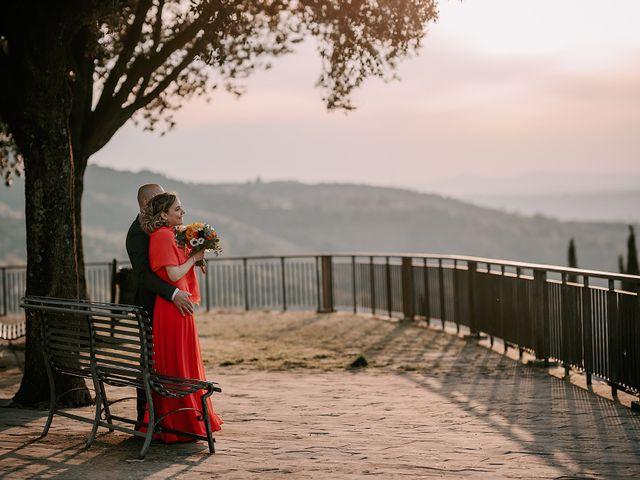 Il matrimonio di Federico e Irene a Torgiano, Perugia 52