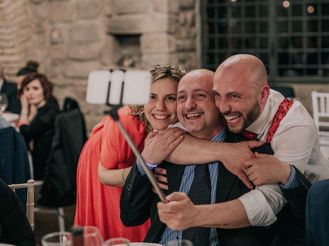 Il matrimonio di Federico e Irene a Torgiano, Perugia 58